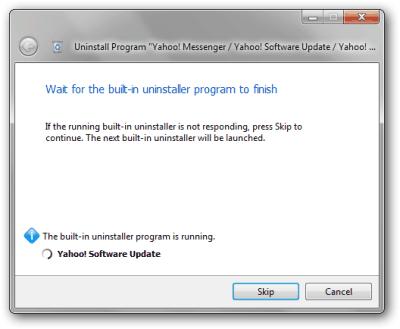 Batch uninstaller, uninstall multiple programs