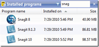 analysis-test-programs